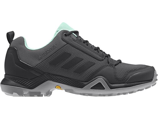 hot sale online cb2e6 d8f5e adidas TERREX AX3 Naiset kengät , harmaa